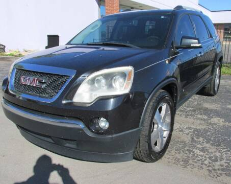 2010 GMC Acadia for sale at Express Auto Sales in Lexington KY