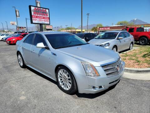 2011 Cadillac CTS for sale at ATLAS MOTORS INC in Salt Lake City UT