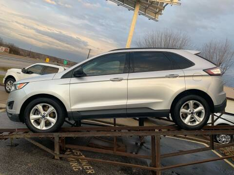 2015 Ford Edge for sale at Revolution Motors LLC in Wentzville MO