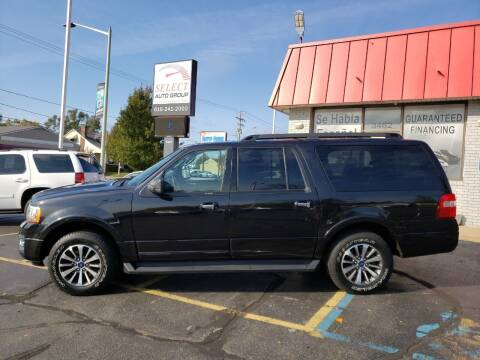 2015 Ford Expedition EL for sale at Select Auto Group in Wyoming MI