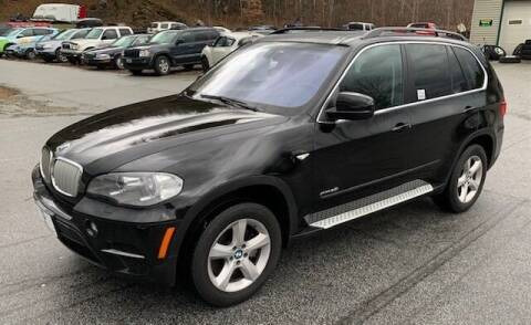 2012 BMW X5 for sale at Past & Present MotorCar in Waterbury Center	 VT