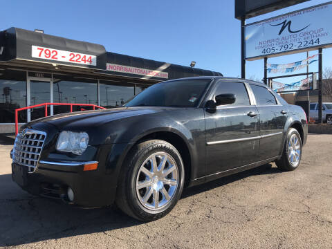 2008 Chrysler 300 for sale at NORRIS AUTO SALES in Oklahoma City OK