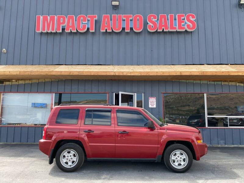 2010 Jeep Patriot for sale at Impact Auto Sales in Wenatchee WA