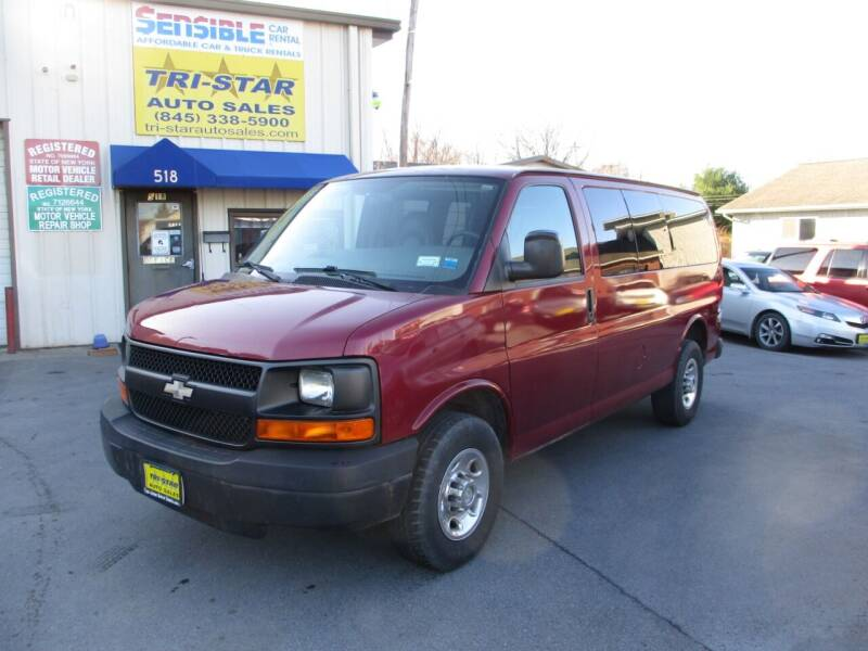 2008 Chevrolet Express Passenger for sale at TRI-STAR AUTO SALES in Kingston NY