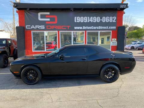 2015 Dodge Challenger for sale at Cars Direct in Ontario CA