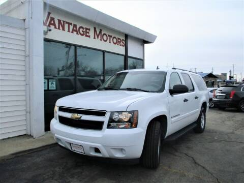 2007 Chevrolet Suburban for sale at Vantage Motors LLC in Raytown MO