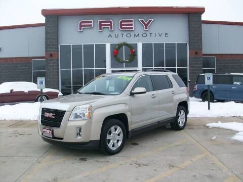 2012 GMC Terrain for sale at Frey Automotive in Muskego WI