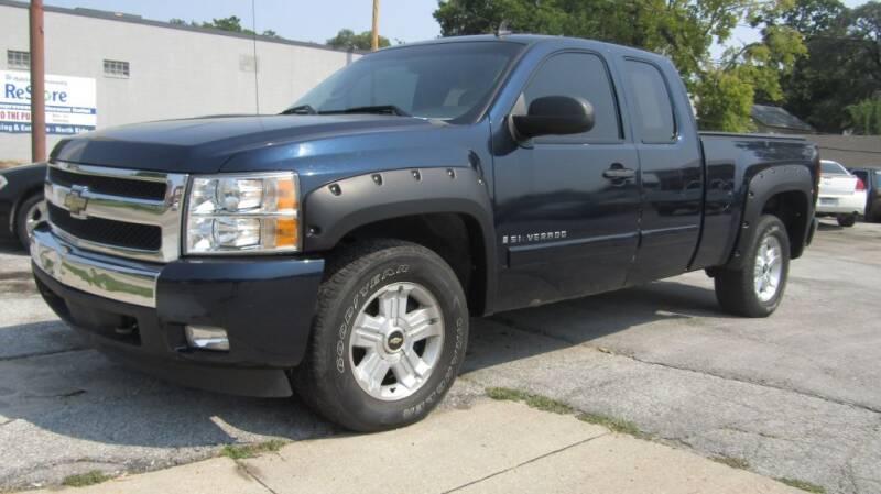 2008 Chevrolet Silverado 1500 for sale at MTC AUTO SALES in Omaha NE