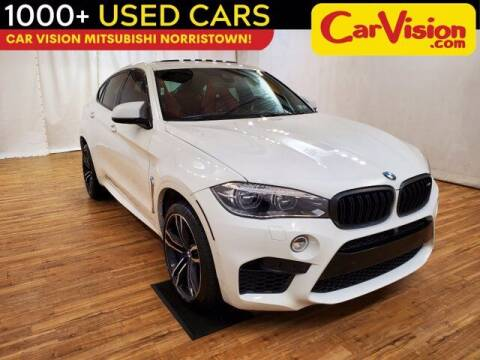 2016 BMW X6 M for sale at Car Vision Buying Center in Norristown PA