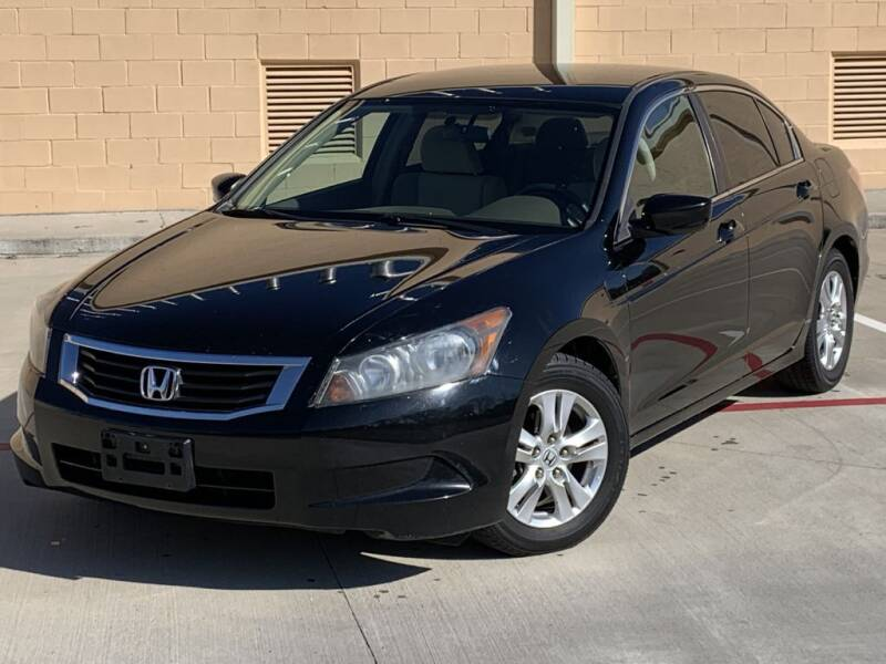 2009 Honda Accord for sale at Executive Motor Group in Houston TX