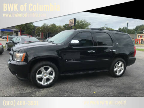 2007 Chevrolet Tahoe for sale at BWK of Columbia in Columbia SC