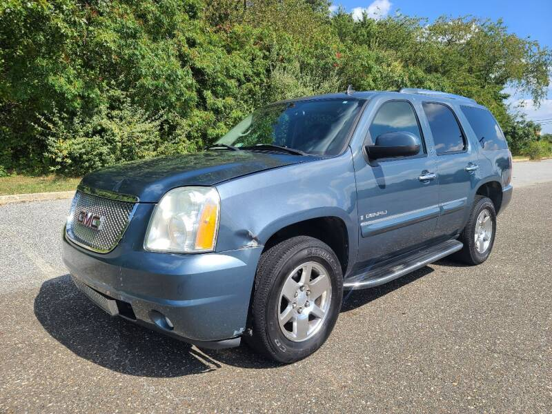 2007 GMC Yukon for sale at Premium Auto Outlet Inc in Sewell NJ