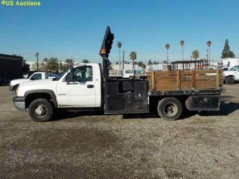 2005 Chevrolet Silverado 3500 for sale at Vehicle Center in Rosemead CA