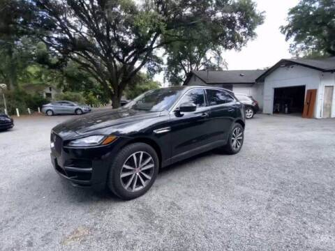 2018 Jaguar F-PACE for sale at BMW of Schererville in Schererville IN