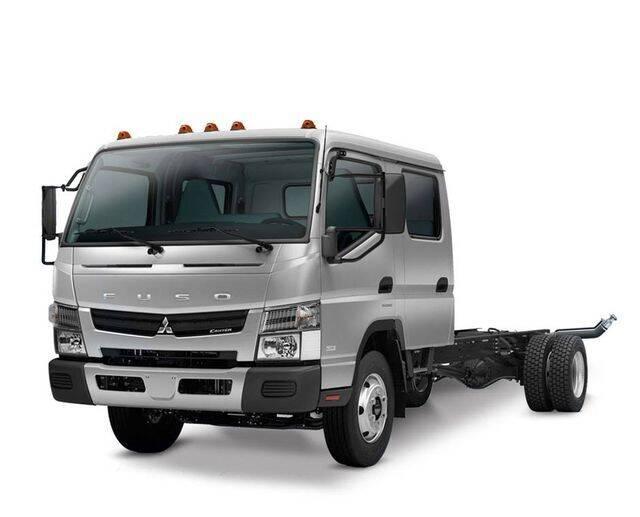 2020 Mitsubishi Fuso FEC7TW for sale in Oklahoma City, OK