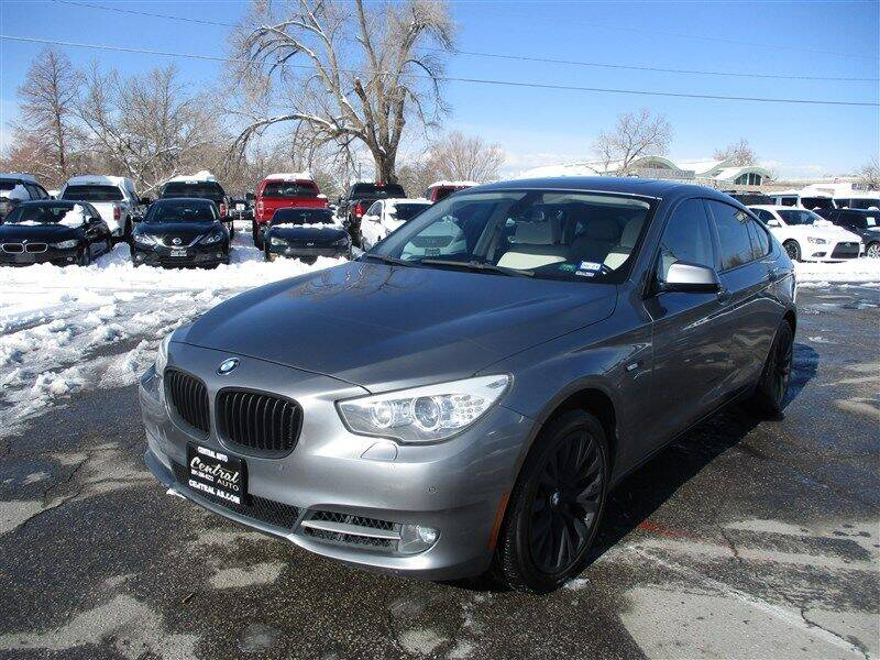 2011 BMW 5 Series for sale at Central Auto in South Salt Lake UT