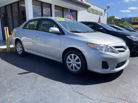 2011 Toyota Corolla for sale at Mike Auto Sales in West Palm Beach FL