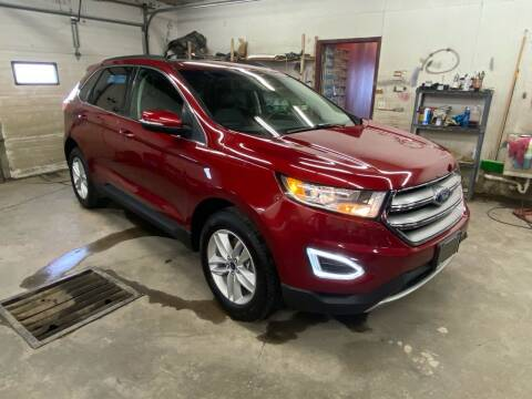 2017 Ford Edge for sale at Hill Motors in Ortonville MN