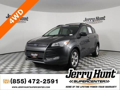 2016 Ford Escape for sale at Jerry Hunt Supercenter in Lexington NC
