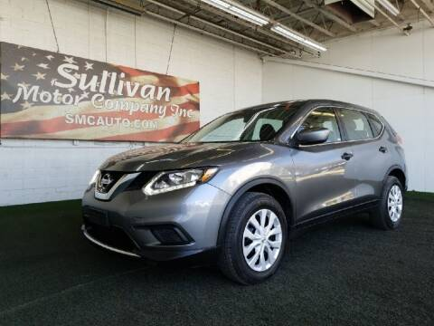 2016 Nissan Rogue for sale at SULLIVAN MOTOR COMPANY INC. in Mesa AZ