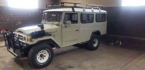 1979 Toyota HJ45 for sale at Its Alive Automotive in Saint Louis MO