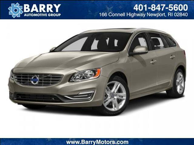2017 Volvo V60 for sale at BARRYS Auto Group Inc in Newport RI