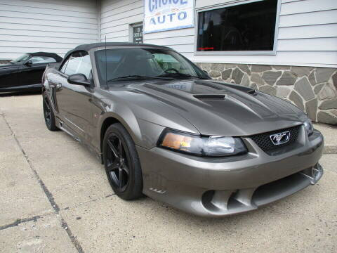 2002 Ford Mustang for sale at Choice Auto in Carroll IA