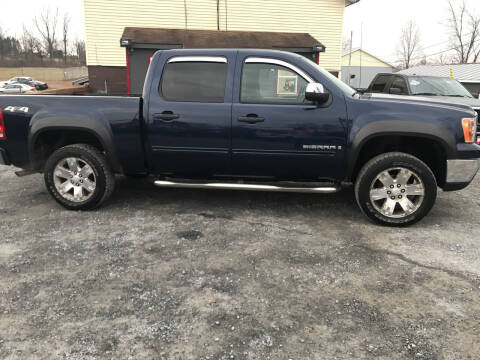 2009 GMC Sierra 1500 for sale at PENWAY AUTOMOTIVE in Chambersburg PA
