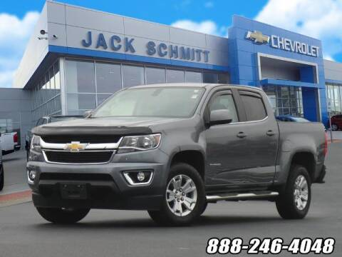 2018 Chevrolet Colorado for sale at Jack Schmitt Chevrolet Wood River in Wood River IL