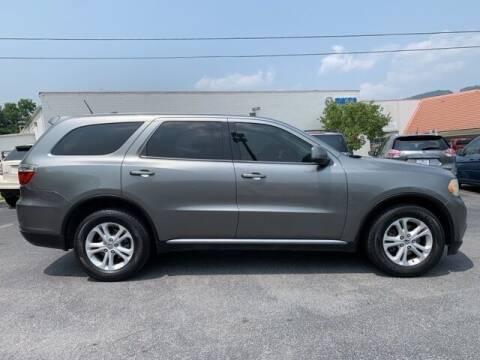 2011 Dodge Durango for sale at Bill Gatton Used Cars in Johnson City TN
