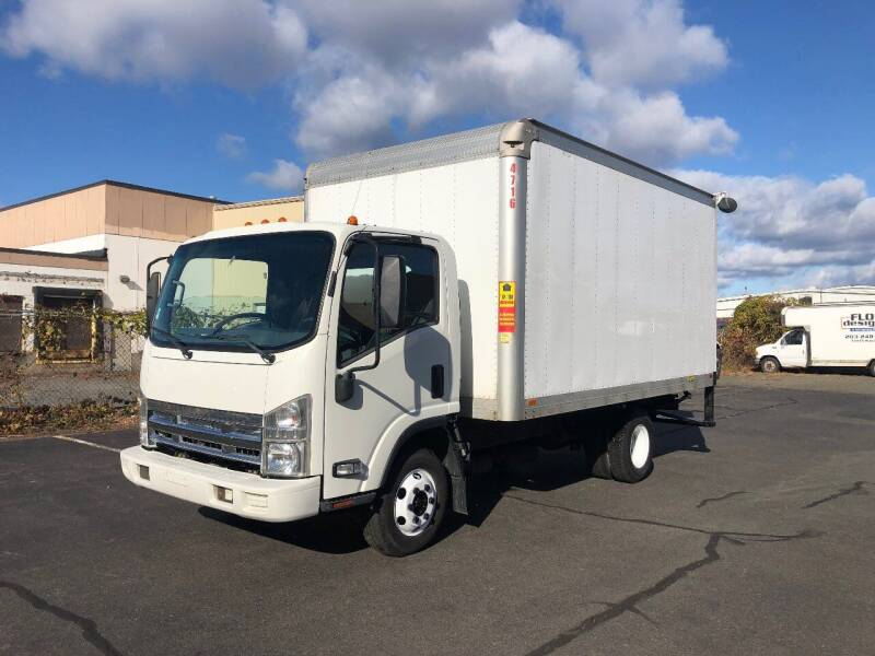 2012 Isuzu NPR for sale at Advanced Truck in Hartford CT