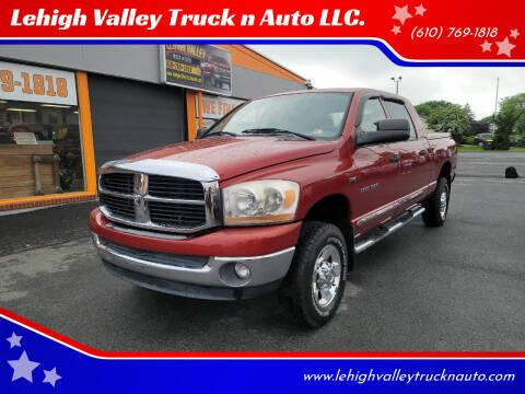2006 Dodge Ram Pickup 1500 for sale at Lehigh Valley Truck n Auto LLC. in Schnecksville PA