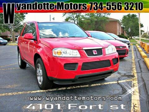 2006 Saturn Vue for sale at Wyandotte Motors in Wyandotte MI