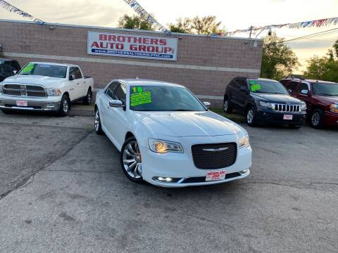 2018 Chrysler 300 for sale at Brothers Auto Group in Youngstown OH