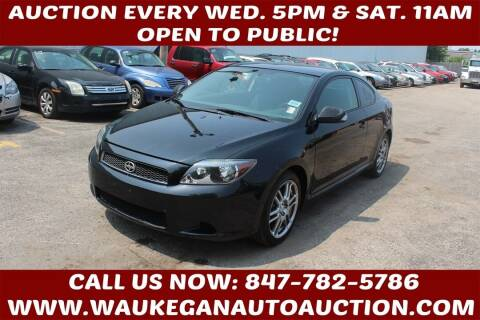 2006 Scion tC for sale at Waukegan Auto Auction in Waukegan IL
