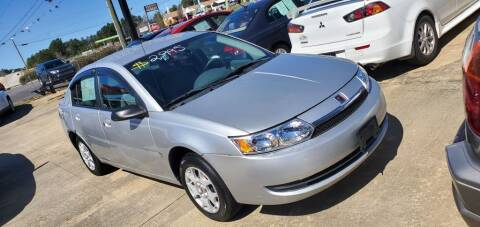 2003 Saturn Ion for sale at Select Auto Sales in Hephzibah GA