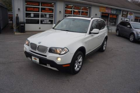 2010 BMW X3 for sale at Autos By Joseph Inc in Highland NY