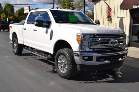 2017 Ford F-250 Super Duty for sale at Nick's Motor Sales LLC in Kalkaska MI