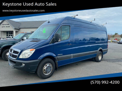 2009 Dodge Sprinter Cargo for sale at Keystone Used Auto Sales in Brodheadsville PA
