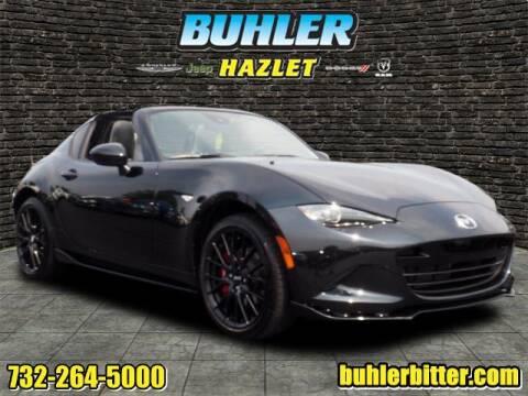 2020 Mazda MX-5 Miata RF for sale at Buhler and Bitter Chrysler Jeep in Hazlet NJ