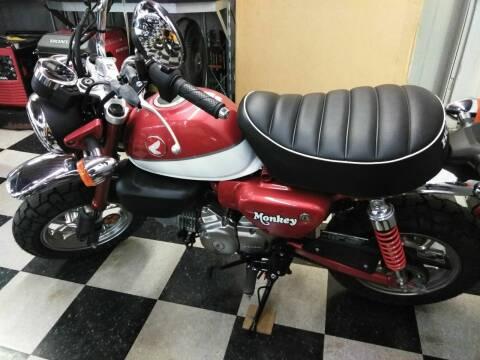 2019 Honda Monkey 125 ABS for sale at Irv Thomas Honda Suzuki Polaris in Corpus Christi TX