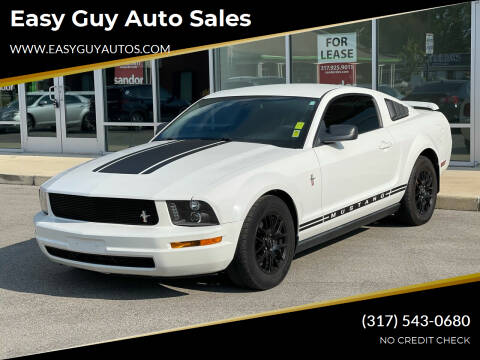 2006 Ford Mustang for sale at Easy Guy Auto Sales in Indianapolis IN