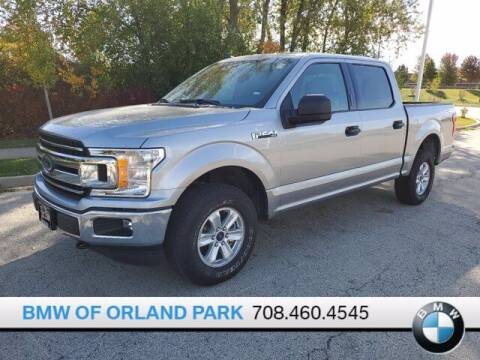 2020 Ford F-150 for sale at BMW OF ORLAND PARK in Orland Park IL