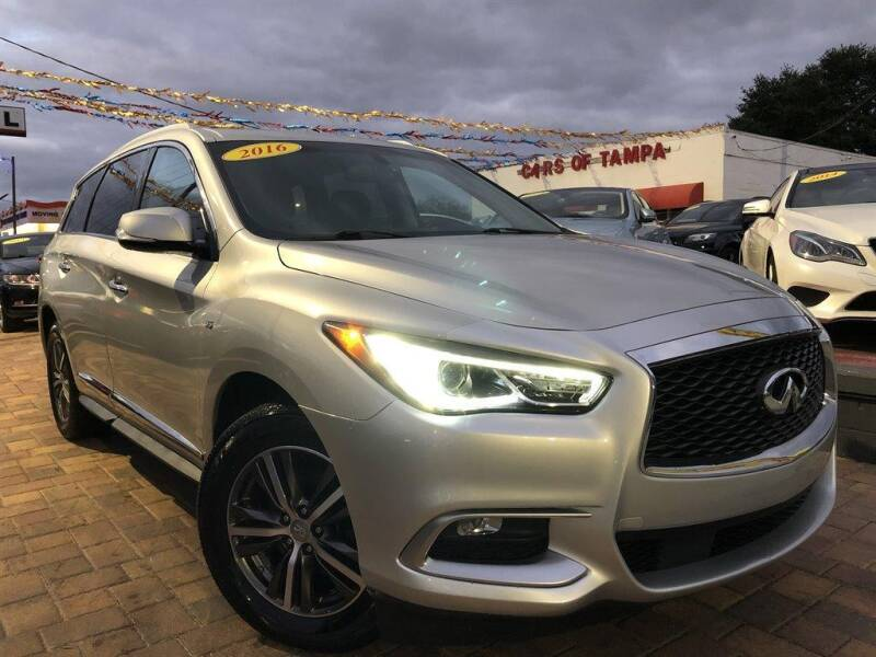2016 Infiniti QX60 for sale at Cars of Tampa in Tampa FL