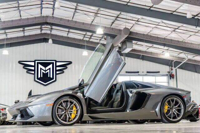 2014 Lamborghini Aventador for sale in Boerne, TX