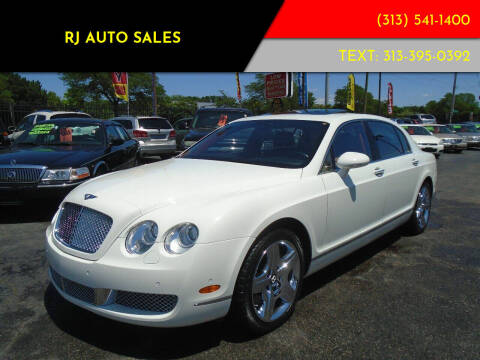 2006 Bentley Continental for sale at RJ AUTO SALES in Detroit MI
