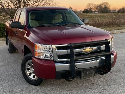 2007 Chevrolet Silverado 1500 for sale at Big O Auto LLC in Omaha NE