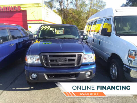 2008 Ford Ranger for sale at Marino's Auto Sales in Laurel DE