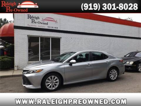 2019 Toyota Camry for sale at Raleigh Pre-Owned in Raleigh NC