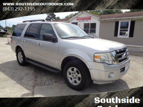 2010 Ford Expedition for sale at Southside Outdoors in Turbeville SC